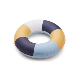 Liewood | Baloo Swim Ring | Blue Mix