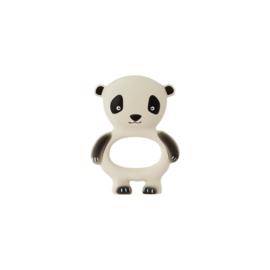 OyOy Mini | Panda baby teether | Off White