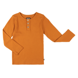 CarlijnQ | Longsleeve with 3 Buttons