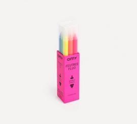 OMY | Neon Felt Pen