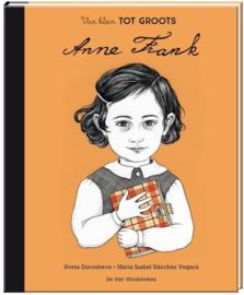 Boek | Van klein tot groots: Anne Frank