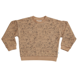 Blossom Kids | Sweater Autumn Forest | Almond
