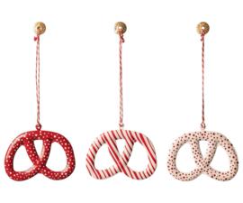 Maileg | Ornament Pretzel | 3 varianten