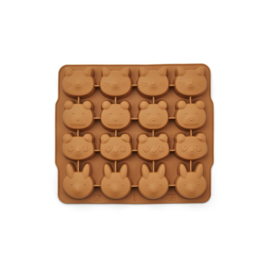 Liewood | Sonny Ice Cube Tray | 2 pack Hunter Green/Mustard