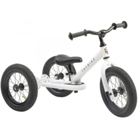 Trybike | Steel 2 in 1 | White