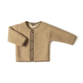 Nixnut | Teddy Vest | Camel Lammy