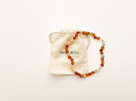 Grech & Co   Baltic Amber   Children's Necklace   Willow