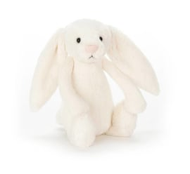 Jellycat baby cream bashful bunny
