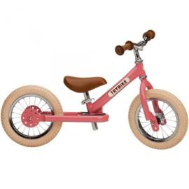 Trybike | Steel Vintage Tweewieler | Pink