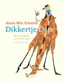 Annie MG Schmidt | Dikkertje Dap
