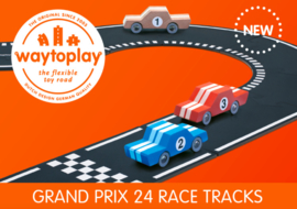Way to play | Grand Prix | 24 delen
