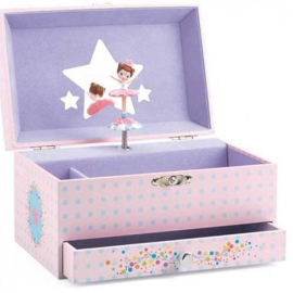 Djeco | Musical Box | Ballerina