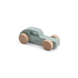 Liewood | Elana Wood Toy | Car | Dusty Mint