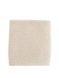 Hvid | Dora Blanket | Off-White