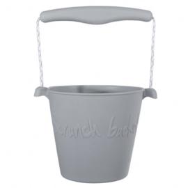 Scrunch | Bucket | Misty Grey