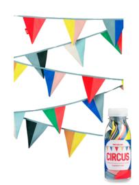 Engelpunt | Stoffen Slingers | Mini | Circus