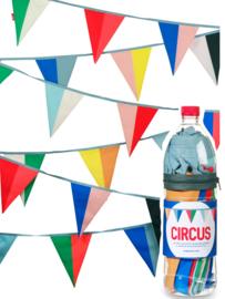 Engelpunt | Stoffen Slingers | Large | Circus