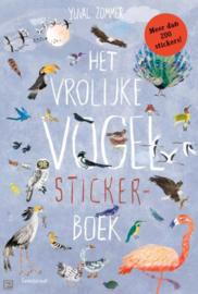 Lemniscaat | Het vrolijke vogel stickerboek | Yuval Zommer