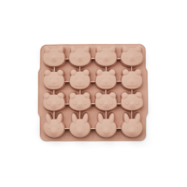 Liewood | Sonny Ice Cube Tray | 2 pack Rose Mix