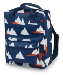 Engelpunt   Backpack Medium Croco