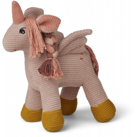 Liewood | Adiana Knitted Teddy | Unicorn | Sorbet Rose