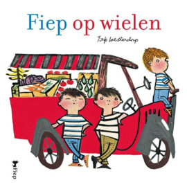 Fiep Westendorp | Fiep op wielen