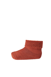 MP Denmark | Ankle Wool Socks | 1089 Rooibos Tea