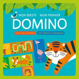 Lotto | Mijn Eerste Domino | Vrolijke Dieren