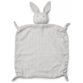 Liewood | Agnete Cuddle Cloth | Rabbit Dumbo Grey
