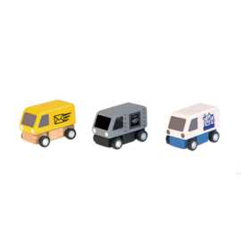 Plantoys | Delivery Vans