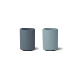 Liewood | Ethan Cup - 2 Pack | Blue Mix