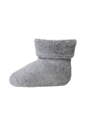 MP Denmark | Ankle Cotton Plain Socks | 491 Grey Mel