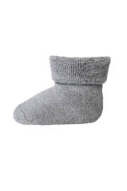MP Denmark | Ankle Wool Socks | 491 Grey Mel