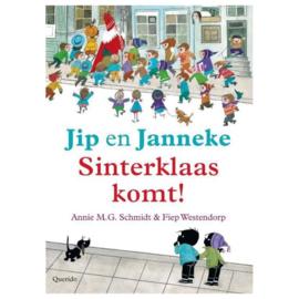 Annie MG Schmidt & Fiep Westendorp | Jip and Janneke | Sinterklaas komt !