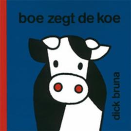 Dick Bruna | Boe zegt de koe