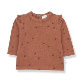1+ in the Family   Saboredo T-Shirt   Toffee