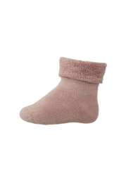 MP Denmark | Ankle Bamboo Terry Socks | 685 Dusty Rose