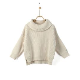 Donsje Amsterdam   Yara Sweater   Lily White