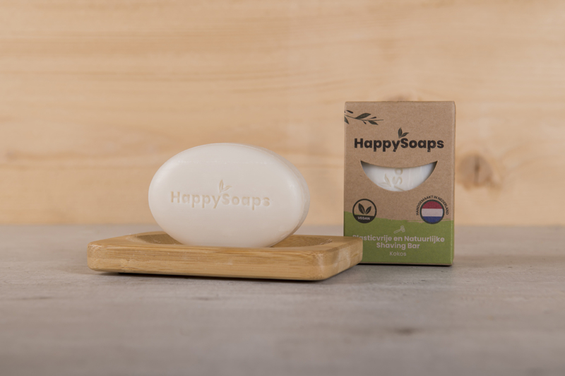 HappySoaps | Shaving Bar | Kokos
