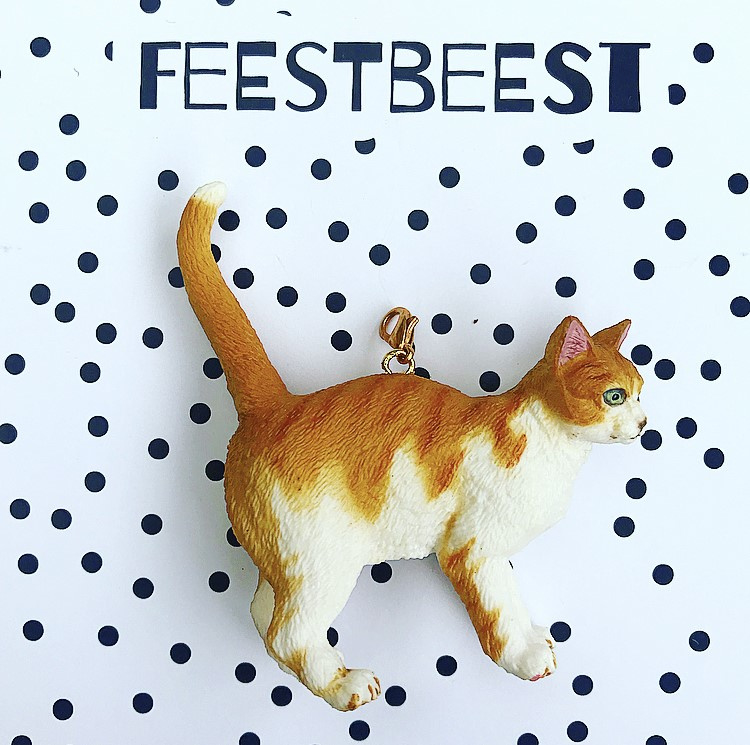 Feestbeest | Keycord | Print