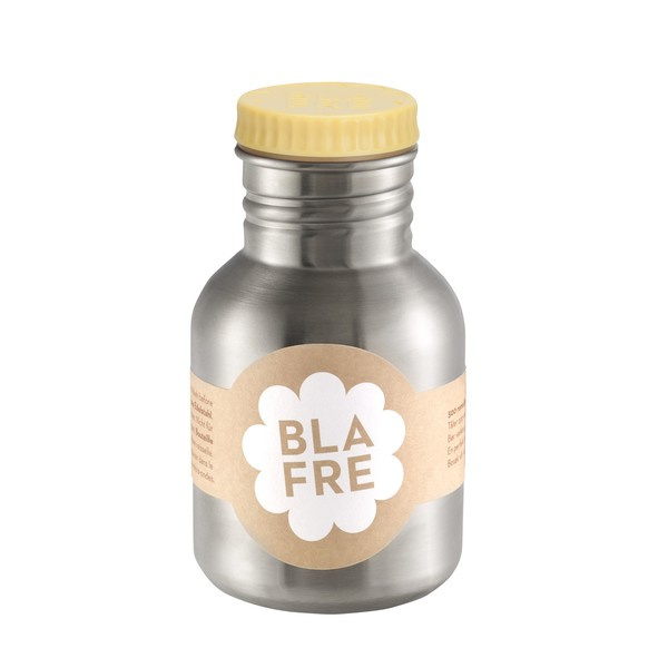 Blafre | Steel Bottle 300 ml | Light Yellow