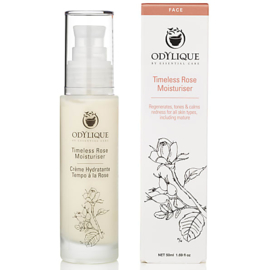 ODYLIQUE - Timeless Rose Moisturizer
