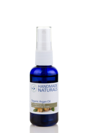HANDMADE NATURALS - Pure Organic Argan Oil 50 ml.