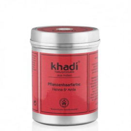 KHADI Herbal Hair Colour Henna & Amla