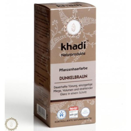 KHADI Herbal Hair Colour Dark Brown
