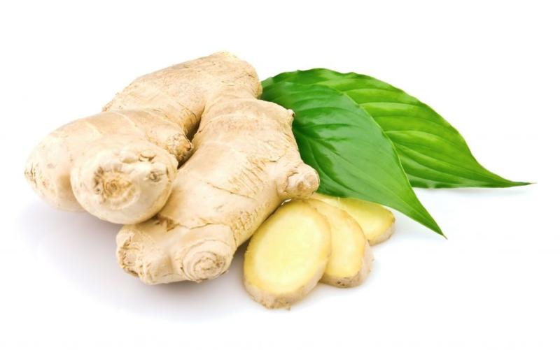 Gember essentiële olie - Fragrance of Life - Zingiber officinalis - 10 ml.