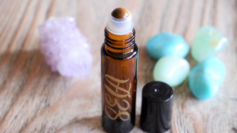 FRAGRANCE OF LIFE - SELA parfum 100% BIO - met essentiële oliën