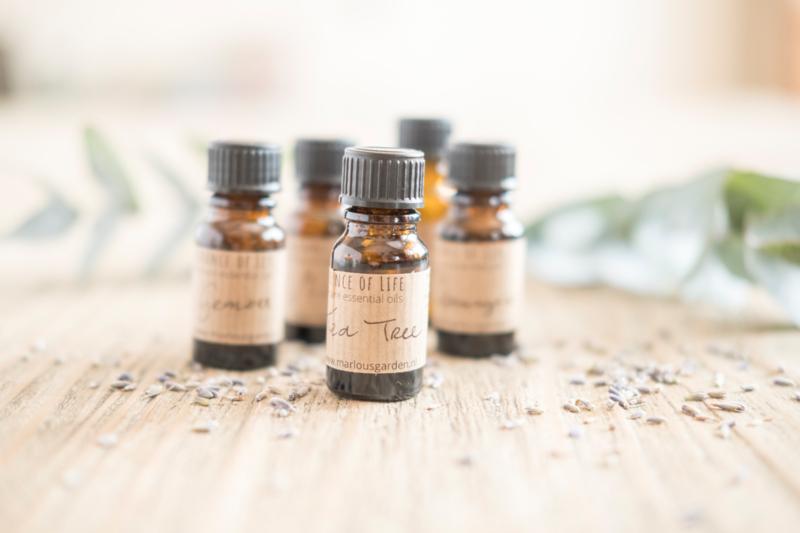 Tea Tree essentiële olie - Fragrance of Life - Melaleuca alternifolia - 10 ml.