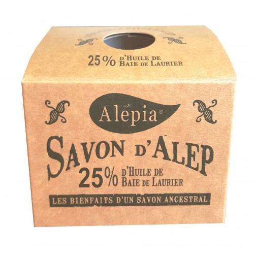 ALEPIA - Zeep van Alep met 25% Laurier olie 190 gr.