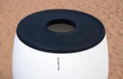 Classic ICE Bucket - top open zwart